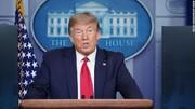 ترامپ: «سیانان» و «انبیسی» دستنشاندههای چین هستند