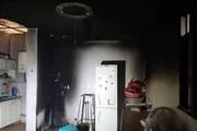 آتش، جان مادر و ۲ فرزندش را گرفت