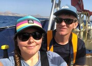 بیاطلاعی از شیوع کرونا زوج جوان دریانورد را به دردسر انداخت