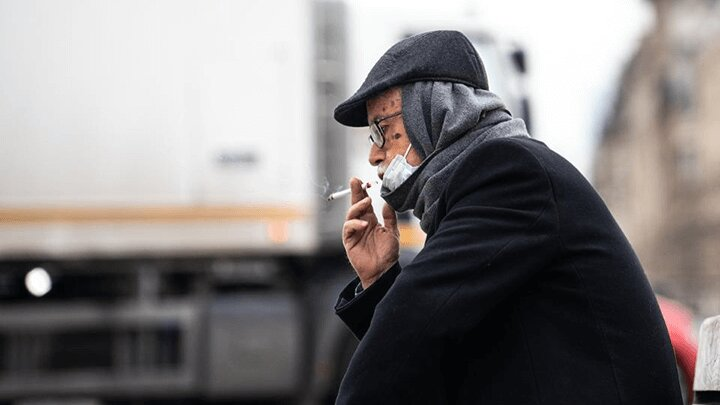 کرونا و سیگار