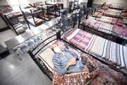 ایجاد گرمخانههای فرامنطقهای در تهران برای کارتنخوابها