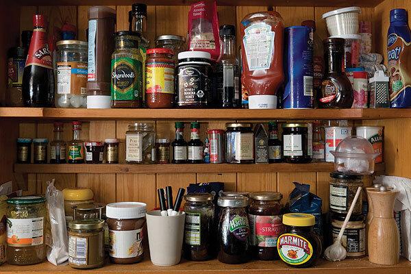 مواد غذايي - آشپزخانه - انباري