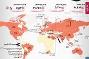 آمار کرونا | ووهان بدون کرونا | آخرین وضعیت ایران