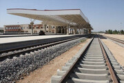 بازسازی خطوط اصلی ایستگاه مرکزی راهآهن قم