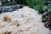 بارندگی ها به زیرساختهای ۴ شهر مازندران خسارت زد