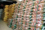 کشف ۳۵ تن برنج احتکار شده