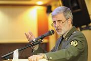 عکس | دیدار وزیر دفاع با کادر درمان بیمارستان شهید چمران تهران