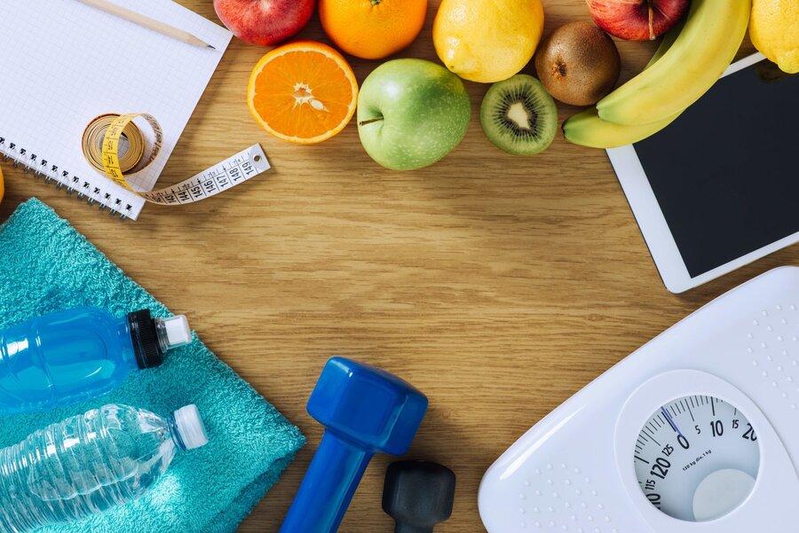 چاقی - رژیم - تغذیه