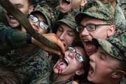حیوان آزاری ارتش آمریکا داد حامیان حقوق حیوانات را درآورد