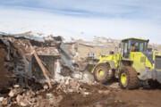 پایان عملیات آواربرداری ۳۳ درصد از واحدهای خسارتدیده روستایی