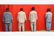 دستگیری یک تیم تروریستی در زاهدان