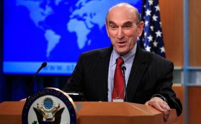 الیوت آبرامز دیپلمات ارشد آمریکا