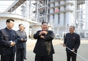 تصاویر رهبر کره شمالی پس از ۲۰ روز غیبت