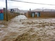 فیلم | سیلاب در محور گردشگری کرمان