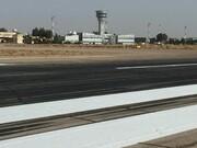 افتتاح باند دوم فرودگاه کرمان تا پایان تیر ۹۹