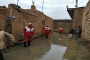 جزییات خسارات سیل در خراسان رضوی | تخریب ۱۰ خانه در طرقبه وانسداد ۱۱ مسیر روستایی