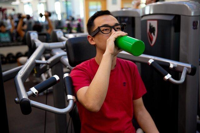 عینک کنترل کننده رژیم غذایی
