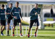آغاز تمرینات تیمهای فوتبال باشگاههای ایتالیا