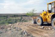 آزادسازی ۱۳۷ هزار مترمربع اراضی ورجین لواسانات