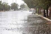 باران رگباری همراه با وزش باد شدید در راه ایلام