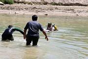 کشف جنازه مرد ۴۰ ساله در رودخانه کرج