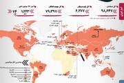آمار کرونا | شرایط اضطراری در ژاپن | وضعیت مرگومیر در ایران
