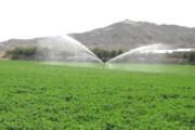 کاهش ۶۰ درصدی مصرف آب فرودگاه تبریز با اجرای طرح آبیاری قطرهای
