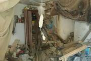 مصدومیت ۴ نفر بر اثر انفجار منزل مسکونی در بیرجند