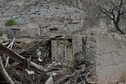 تصویر | سیلدر روستای «دیزادیز» قوچان