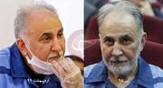 تغییر چهره محمدعلی نجفی در زندان