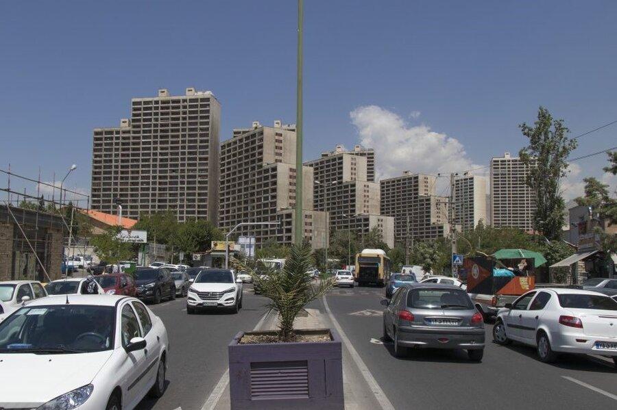 مسکن - شهرک غرب
