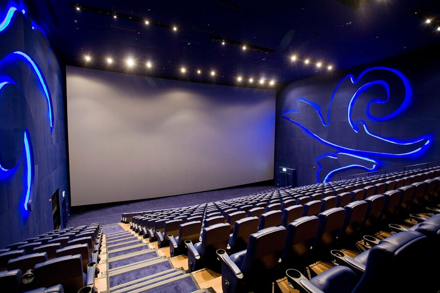 hong kong cinema theater