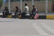 فیلم |پس از ۷۵ روز بیکاری کارگران: سرمان پایین و شرمنده خانواده هستیم | بیپولی هزار بار بدتر از کرونا