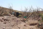 ۶۰ حفار غیرمجاز در اردبیل دستگیر شدند