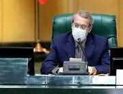 واکنش لاریجانی به تذکر یک نماینده درباره همسان سازی حقوق بازنشستگان