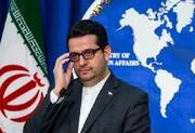 ابراز نگرانی ایران از آزمایش موشک بالستیک و هستهای فرانسه