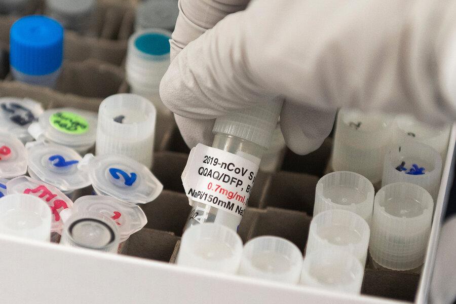 ساخت واکسن کرونا در اسرائیل