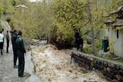 وقوع سیل بیسابقه در ساوجبلاغ | بررسی خرابیهای طوفان در البرز