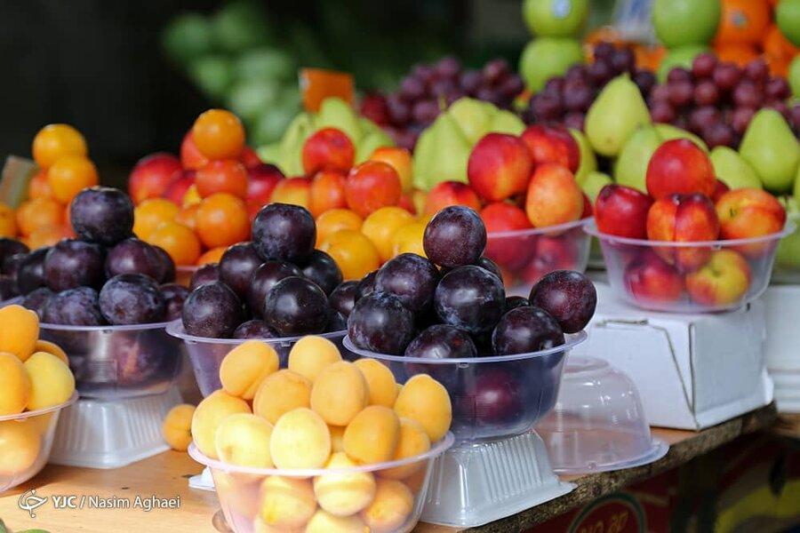 میوه نوبرانه