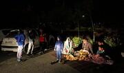 کرونا حریف زلزله نشد | باز شدنبوستانهای پایتخت برای اسکان شهروندان