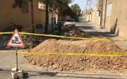 حفر ۵۰۰ چاه جذبی برای حل بحرانآبگرفتگیدر یزد