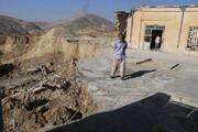 بلاتکلیفی ۳ ساله شهروندان چواری در پی رانش زمین