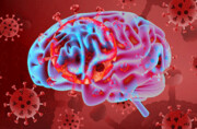 ۷ نشانه کرونا وقتی به مغز میزند