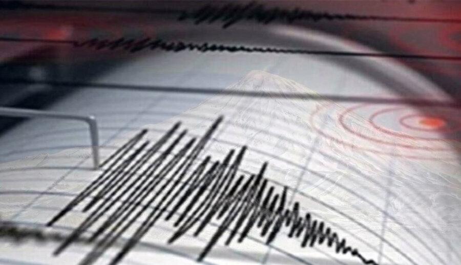 زلزله دماوند