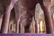 تصویر | مسجد نصیرالملک یا مسجد صورتی