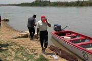 جسد یک مرد در رودخانه کارون کشف شد