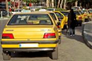 رعایت پروتکل بهداشتی برای رانندگان تاکسی چقدر آب می خورد؟