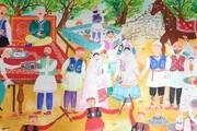 کسب دیپلم افتخار از سوی نوجوان گلستانی در مسابقه نقاشی بلغارستان