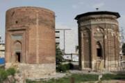 توقف ساخت و ساز در اطراف برج مدور و گنبدکبود مراغه