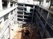 تکمیل پروژه احداث پارکینگ طبقاتی نیایش تا پایان ۹۹